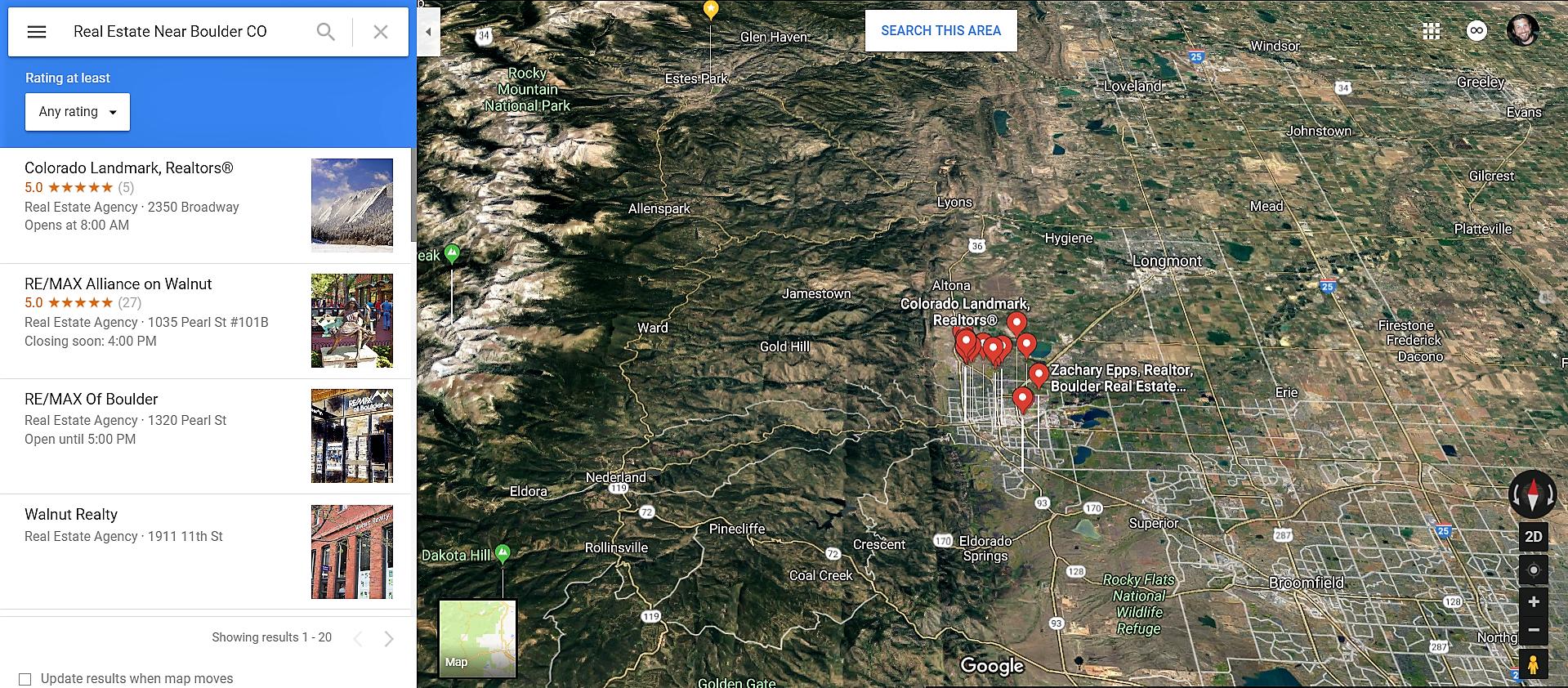 Boulder Real Estate