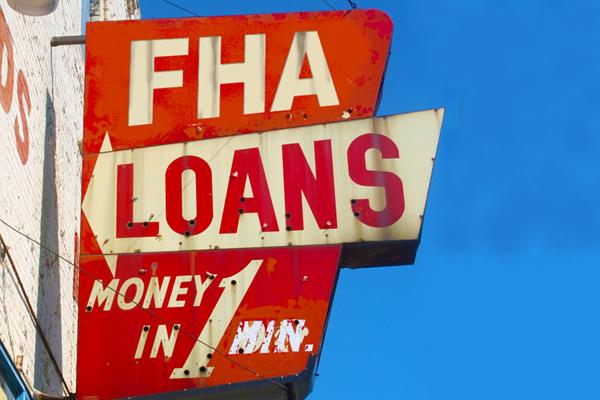 FHA Home Mortgage Loans