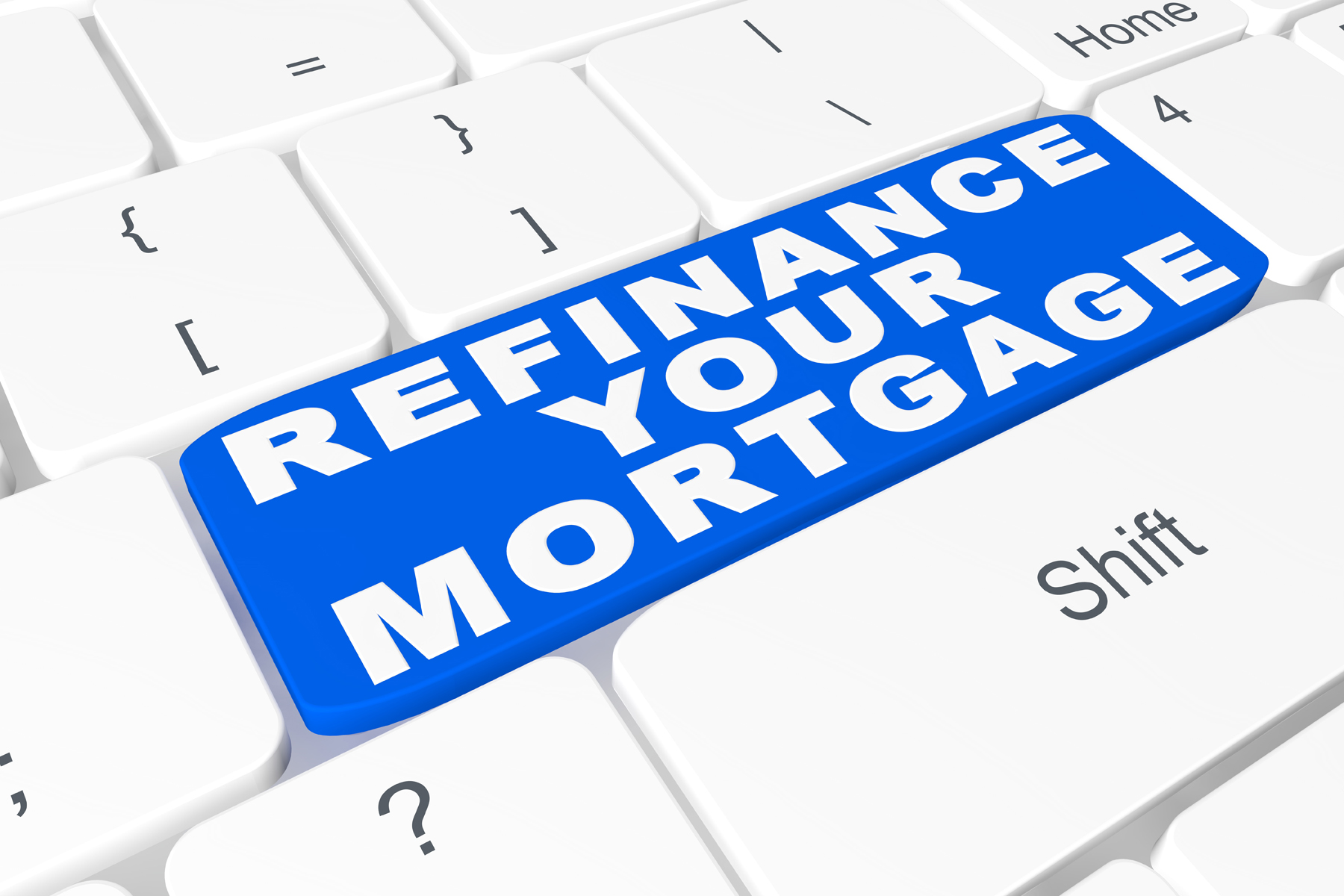 Refinancing-a-Mortgage