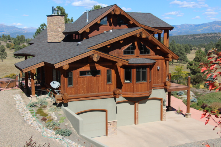 Franktown CO Mountain Home Real Estate Search