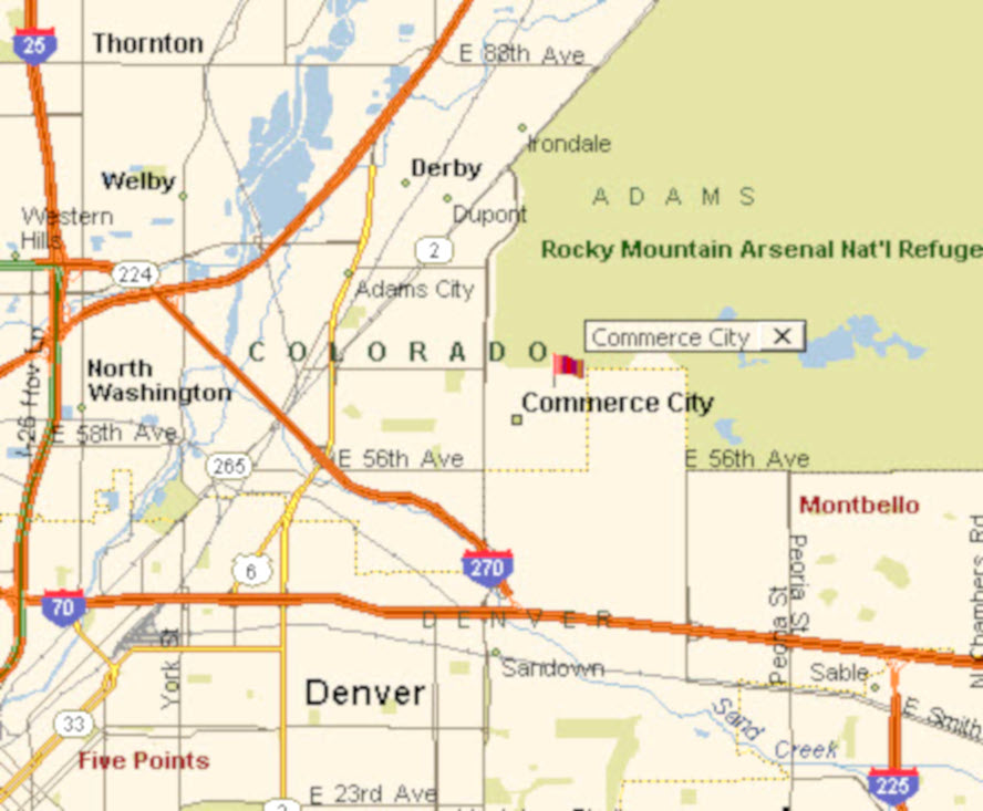 Commerce City CO Real Estate and Homes for Sale