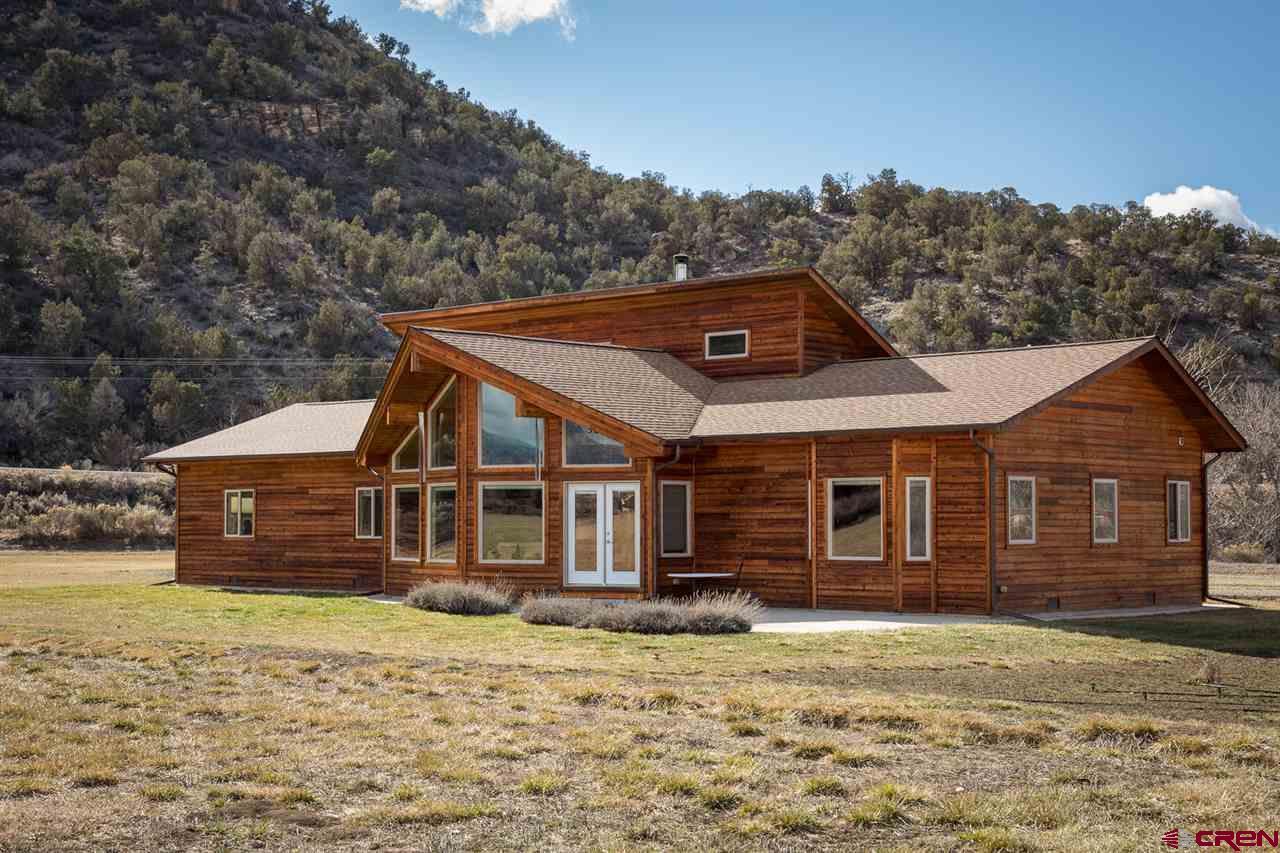 Cortez CO real estate cabins