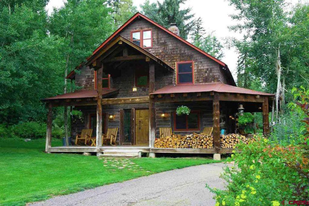 Durango CO real estate cabins