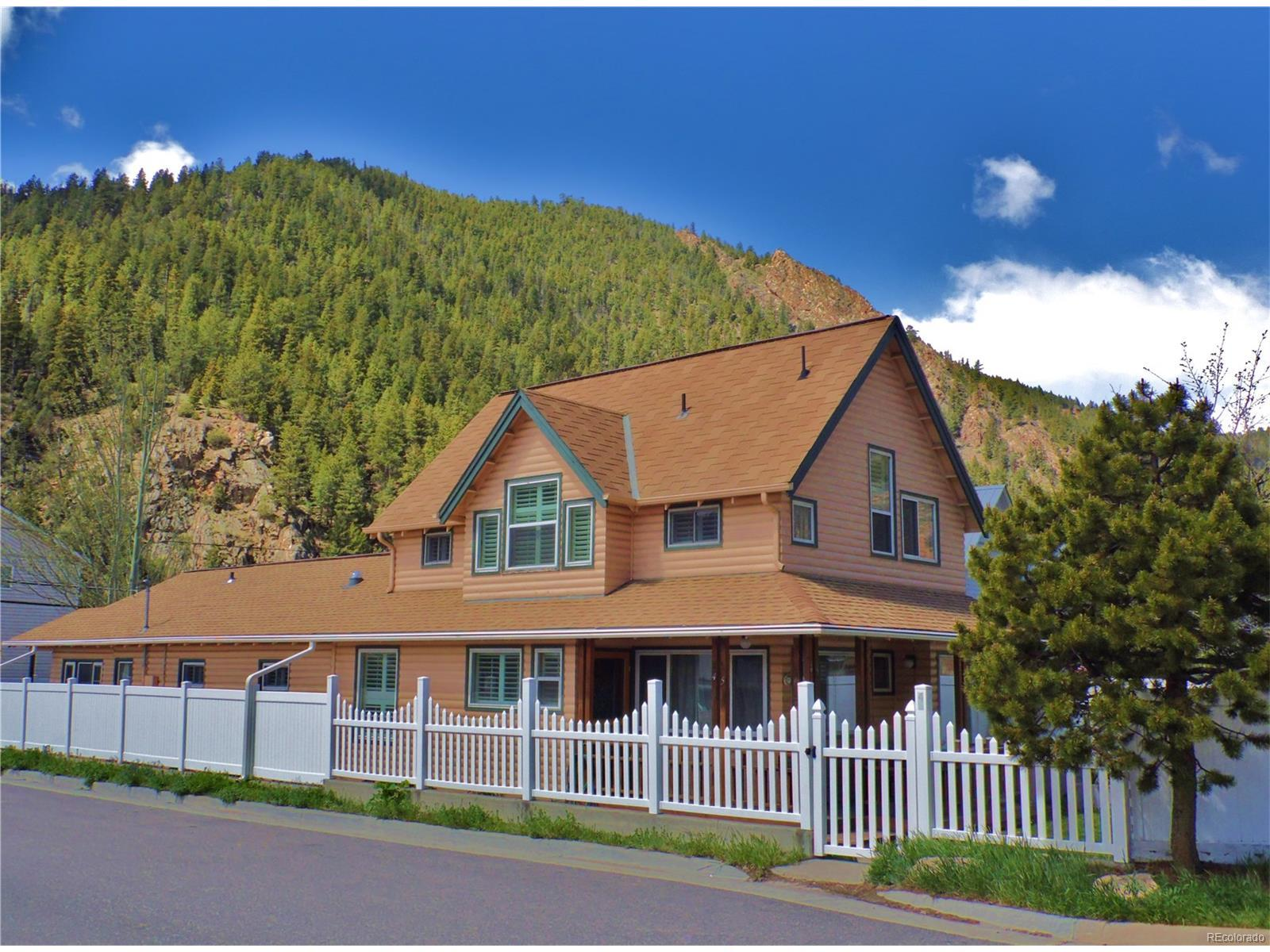 Idaho Springs CO Real Estate and Mortgage Loans