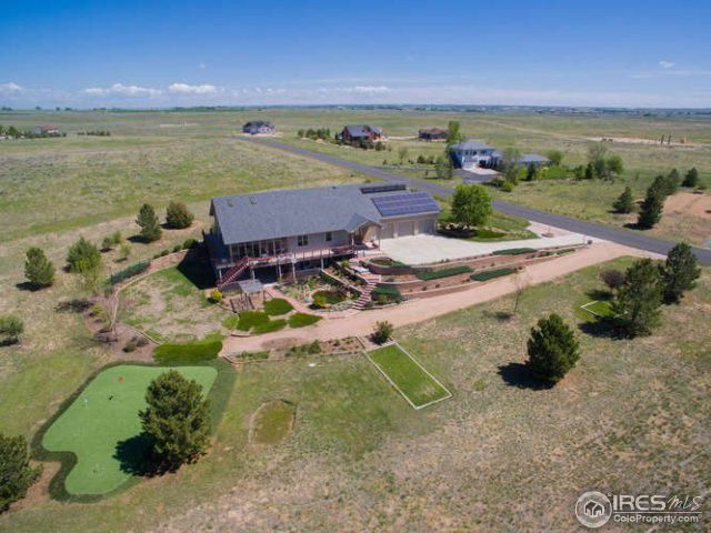 Colorado Mountain Living in Platteville CO