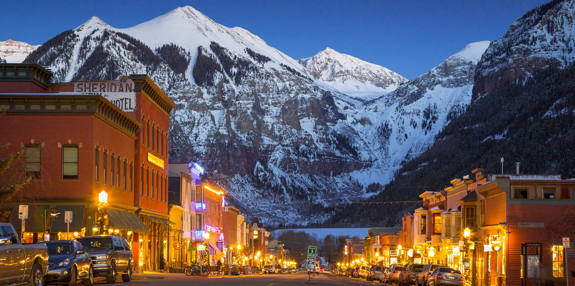 Colorado Mountain Living in Telluride CO