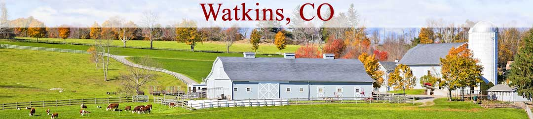 Watkins Colorado Loans for Purchase and Refinance Home Mortgage Loans Colorado