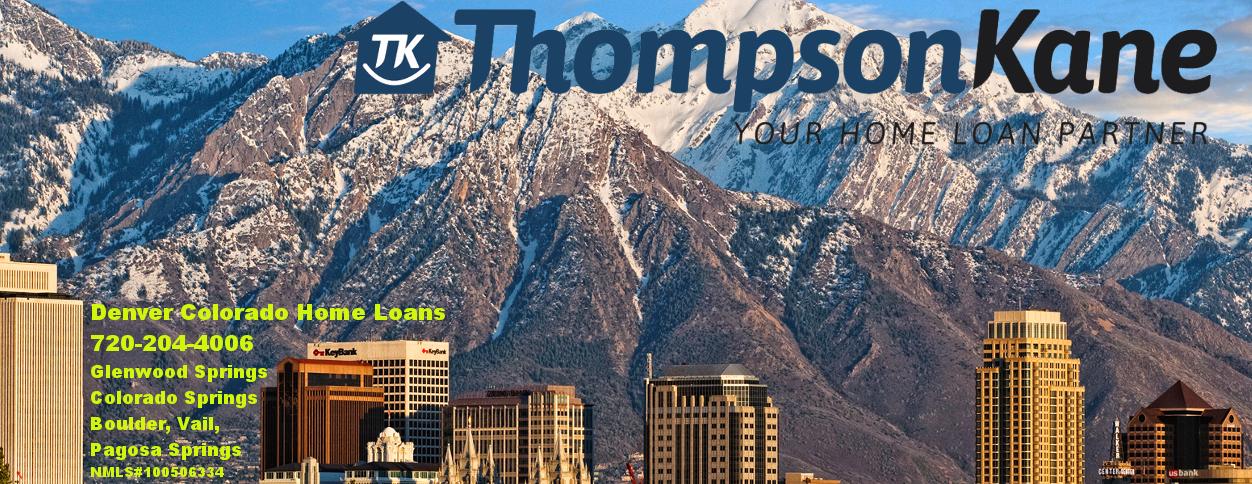 Denver and Madison Mortgage Leader John C. Thompson | Mortgage Loans Colorado