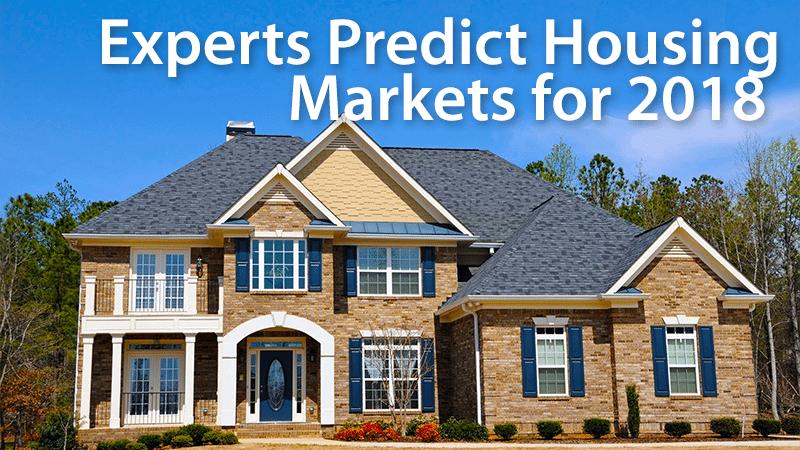 housing market forecast 2018