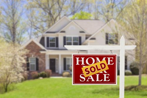 New home sales rise